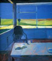 Interior with Book - Richard Diebenkorn