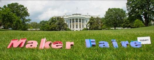 Join the White House at the Washington D.C. Maker Faire