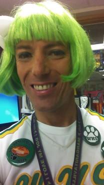 Cheerleader Korb - Ready to Cheer!