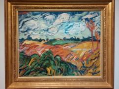MAM Maurice Vlaminck Wheat Field