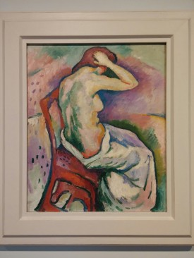 MAM Braque Woman Bathing