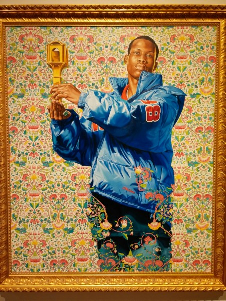 Kehinde Wiley - MAM