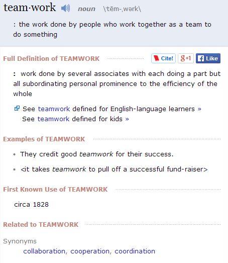 Teamwork. JPG
