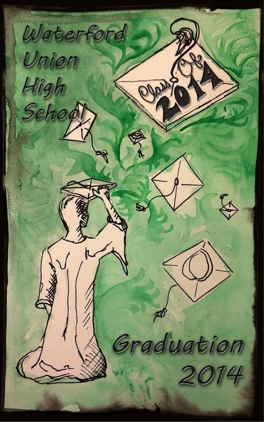 Grad Cover PSD