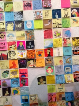 b7ce3-post-it-art-at-giant-robot-lot-of-good-art