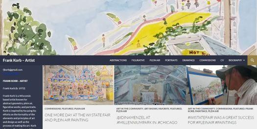 Frank Korb website