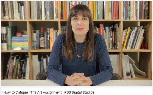 the-art-assignment-critique