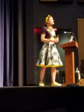 Cassie Stephens - Our Keynote speaker - Go Cassie!