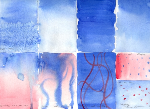 watercolor-sample-sheet