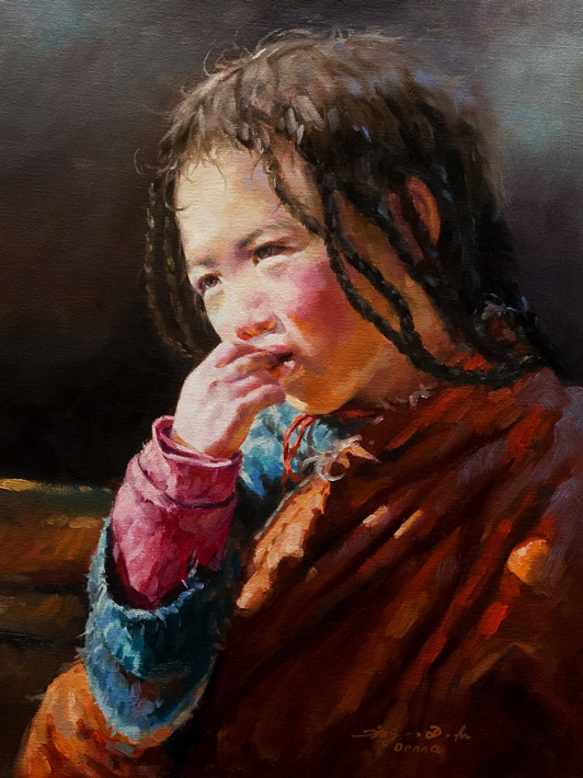 learningmoment-a-12x16-donna_zhang
