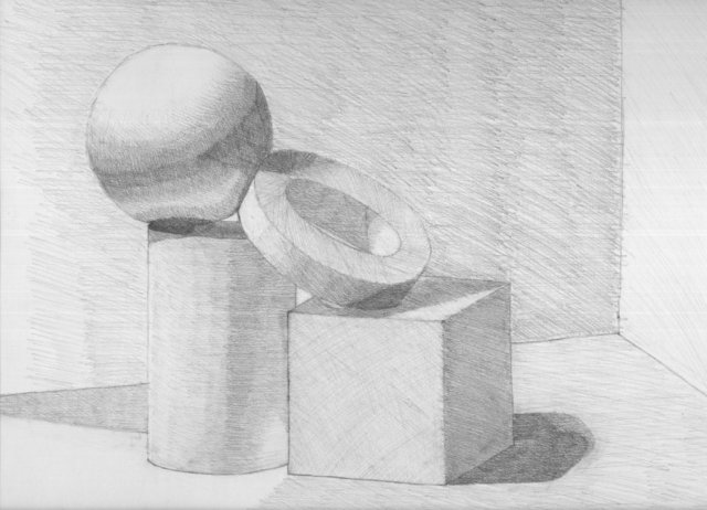 TODAY - We TALK about the process of SKETCHING and Preliminary Ideas - OBSERVATION Drawing. http://pre11.deviantart.net/4c6c/th/pre/f/2010/304/0/d/ball___cube___cylinder___ring_by_gartus-d31w5zb.jpg