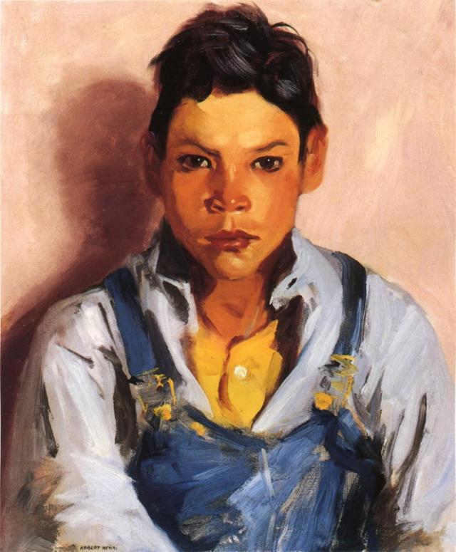 Robert Henri Painting: http://www.hopesingssobeautiful.org/wp-content/uploads/2013/05/Intro.Henri_.4.jpg