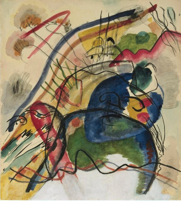 Kandinsky SKETCHES: What are you doing with your ideas? https://www.artgallery.nsw.gov.au/media/collection_images/1/147.1982%23%23S.jpg