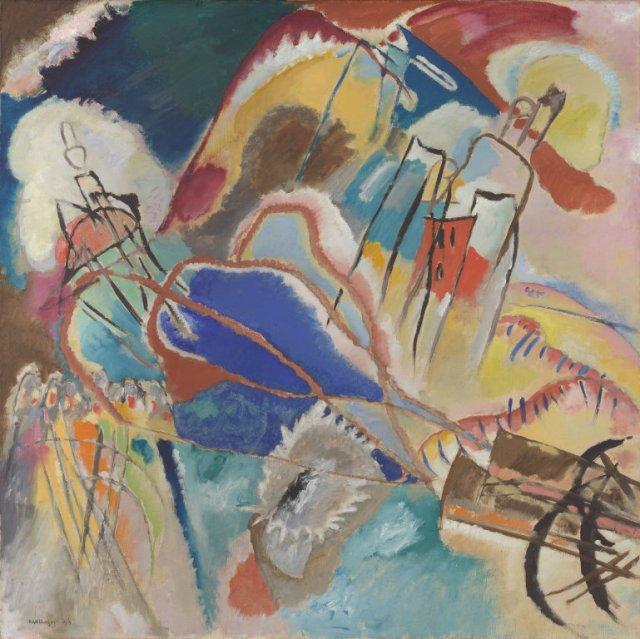 Kandinsky: http://www.artic.edu/aic/collections/citi/images/standard/WebLarge/WebImg_000276/189732_3296010.jpg