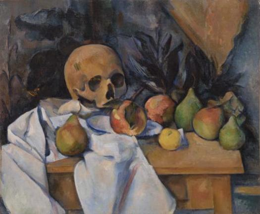 Paul Cezanne Still Life - What can you do with yours? http://www.barnesfoundation.org/assets/collectionImgResize/b/bf/529_600_bf329_i2r.jpg