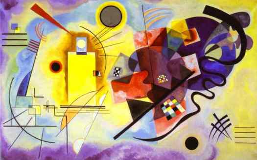 Kandinsky: http://uploads8.wikipaintings.org/images/wassily-kandinsky/yellow-red-blue-1925.jpg