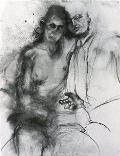 Jim Dine and the Figure Drawing: https://s-media-cache-ak0.pinimg.com/736x/1b/26/76/1b2676ac3a8cbe8cd9a84937684d1eaa.jpg