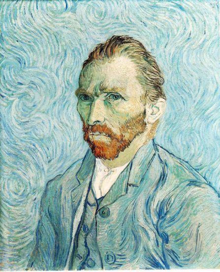 Vincent Van Gogh Portrait: Let's See Yours: https://s-media-cache-ak0.pinimg.com/originals/aa/39/41/aa39410686f1b5ae7b3b975b087819e3.jpg