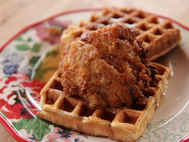 Waffle Wednesday: http://food.fnr.sndimg.com/content/dam/images/food/fullset/2015/10/9/4/WU1110H_Chicken-and-Waffles_s4x3.jpg.rend.hgtvcom.616.462.jpeg