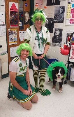 Friday 2017 WUHS Spirit Day