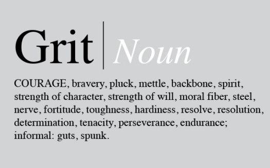 grit-definition