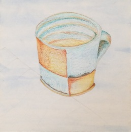 Colored Pencil is a series of LAYERS that you build upon one another - it is NOT A FAST PROCESS!