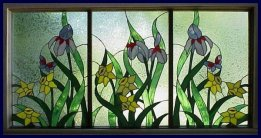 Observation in Stained Glass: http://www.oaksenham.com/wp-content/uploads/2017/06/abstract-stained-glass-panels.jpg