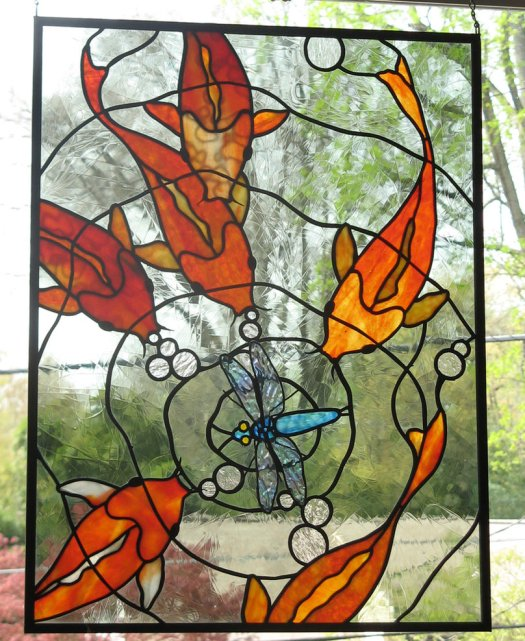 koi_stained_glass_panel_2_by_trilobiteglassworks-d51rvae