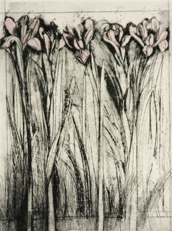jim-dine-a-temple-of-flora-iris
